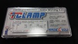 Made4You 30-89511 Auto Wiring Clamp Kit, Black