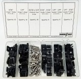 Made4You 30-89011 Brake Line Clamp Kit, Black