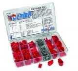 Made4You Products 30-89913 All Plumb Clamp Kit, Red