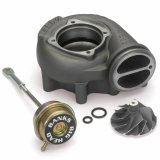 Banks Power 24458 Turbo Upgrade Kit 99.5-03 Ford 7.3L Big-Head Wastegate Compressor Wheel Quick Turbo