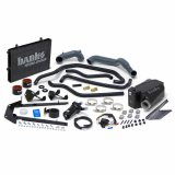 Banks Power 25402 Intercooler Upgrade System 05-06 Jeep Wrangler 4.0L