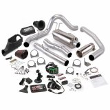 Banks Power 46475 Stinger Bundle Power System W/Single Exit Exhaust Chrome Tip 5 Inch Screen 05-07 Ford 6.0L SCLB