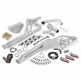Banks Power 49179 Torque Tube Exhaust Header System W/AutoMind Programmer 05-09 Ford 6.8L Class-C Motorhome E-S/D Super Duty