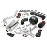 Banks Power 51331-B PowerPack Bundle Complete Power System W/AutoMind Programmer Black Tip 98-99 Jeep 4.0L Wrangler