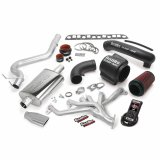 Banks Power 51331 PowerPack Bundle Complete Power System W/AutoMind Programmer Chrome Tip 98-99 Jeep 4.0L Wrangler
