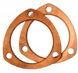 Sanderson Copper Collector Gaskets (pr)