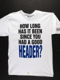 Sanderson Good Header Tee Shirt