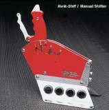 Kwik-Shift I Shifter, TH350/400, Rev Pattern, Manual