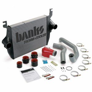 Banks Power 25975 Intercooler System 05-07 Ford 6.0L F250/F350/F450 W/High-Ram and Boost Tubes