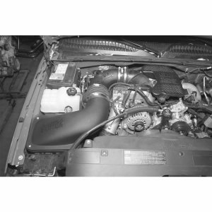 Banks Power 42142-D Ram-Air Cold-Air Intake System Dry Filter 06-07  Chevy/GMC 6 6L LLY/LBZ