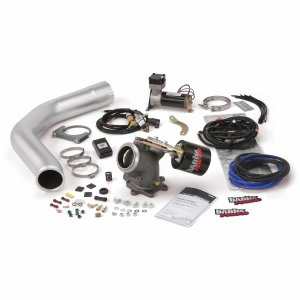 Banks Power 55203 Brake Exhaust Braking System 99-99.5 Ford 7.3L Stock Exhaust