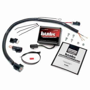 Banks Power 62560 Transcommand Automatic Transmission Management Computer 89-98 Ford E4OD Automatic Transmission
