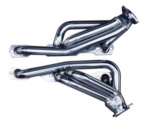 Sanderson CS11AP Small Block Chevy Header Set for S-10 and Blazer V8  Conversions