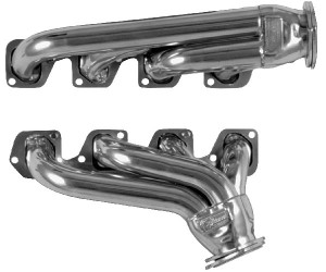 Sanderson FC4 Ford Cleveland Header Set for 1969-73 Ford Mustang