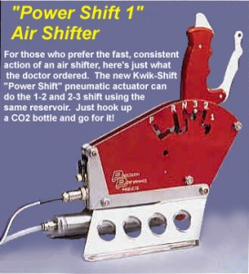 Kwik-Shift I Air Shifter