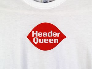 Sanderson Header Queen Tee Shirt